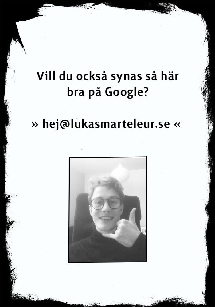 SEO och sökmotoroptimering Uppsala